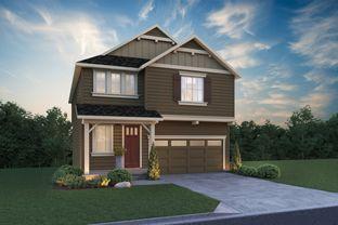Andover II - Ten Trails: Black Diamond, Washington - Pulte Homes