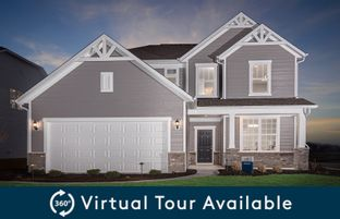Newberry - Belle Arbor: Brownsburg, Indiana - Pulte Homes