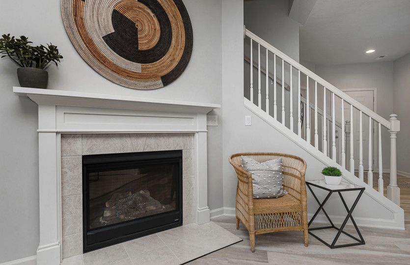 Living Area featured in the Newberry By Pulte Homes in Indianapolis, IN