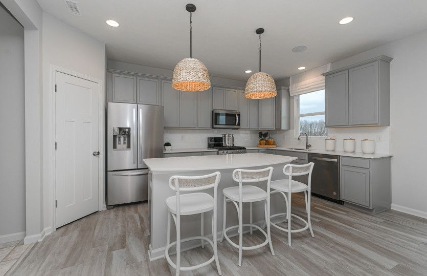 Kitchen featured in the Newberry By Pulte Homes in Indianapolis, IN