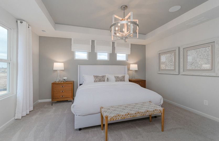 Bedroom featured in the Newberry By Pulte Homes in Indianapolis, IN