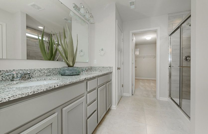 Bathroom featured in the Newberry By Pulte Homes in Indianapolis, IN