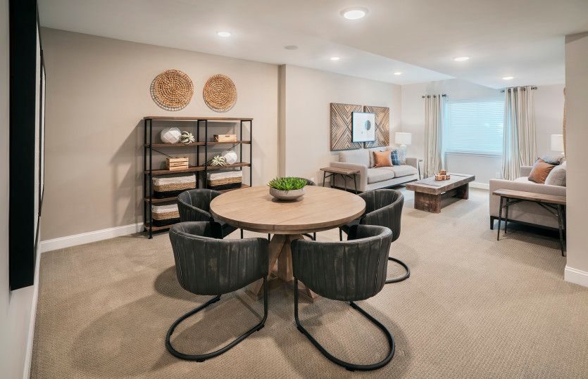 Living Area featured in the Northbrook By Pulte Homes in Philadelphia, PA