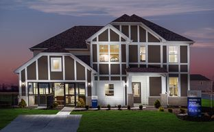 Lancaster - Crossings Series by Pulte Homes in Indianapolis Indiana