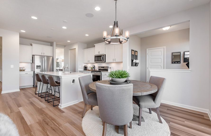'Lancaster - Crossings Series' by Pulte Homes - Indiana - Indianapolis in Indianapolis