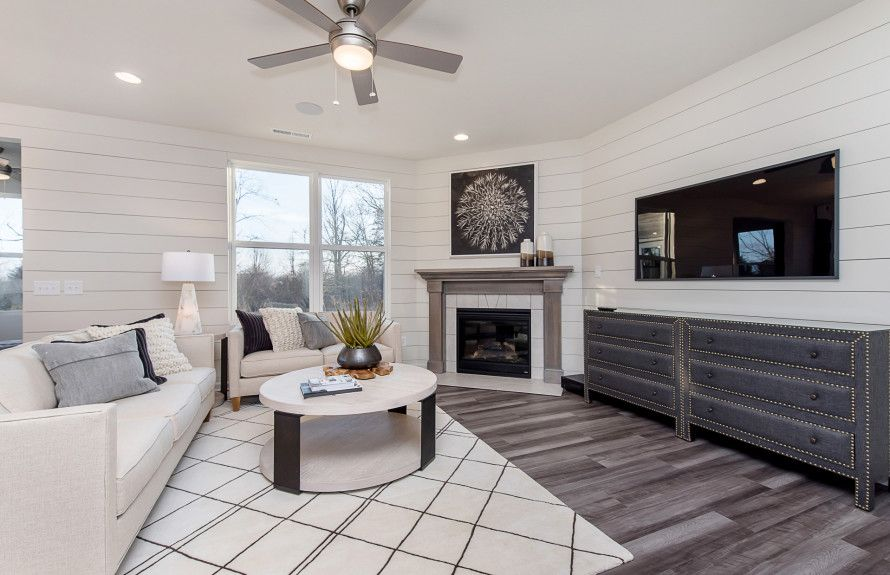 'Lancaster - Villas Series' by Pulte Homes - Indiana - Indianapolis in Indianapolis