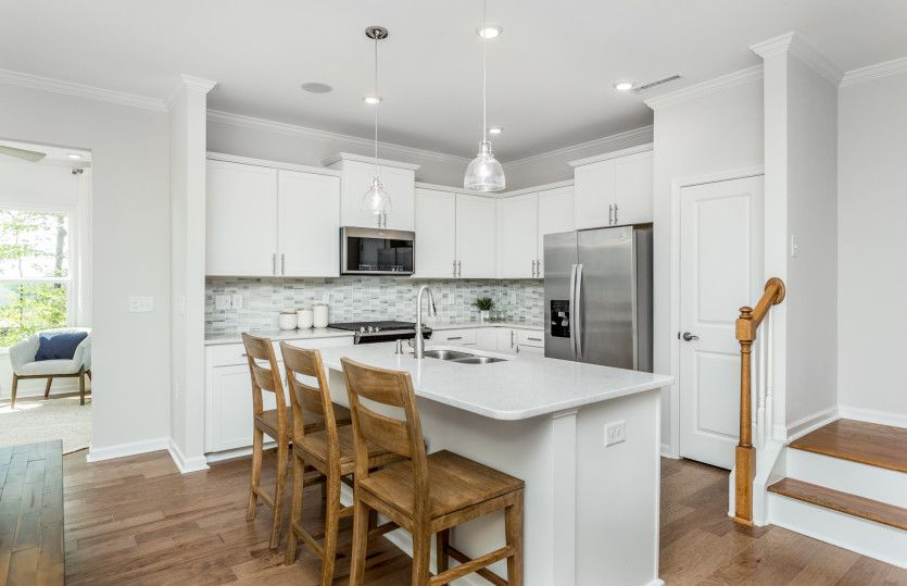Kitchen featured in the Hemingway By Pulte Homes in Raleigh-Durham-Chapel Hill, NC
