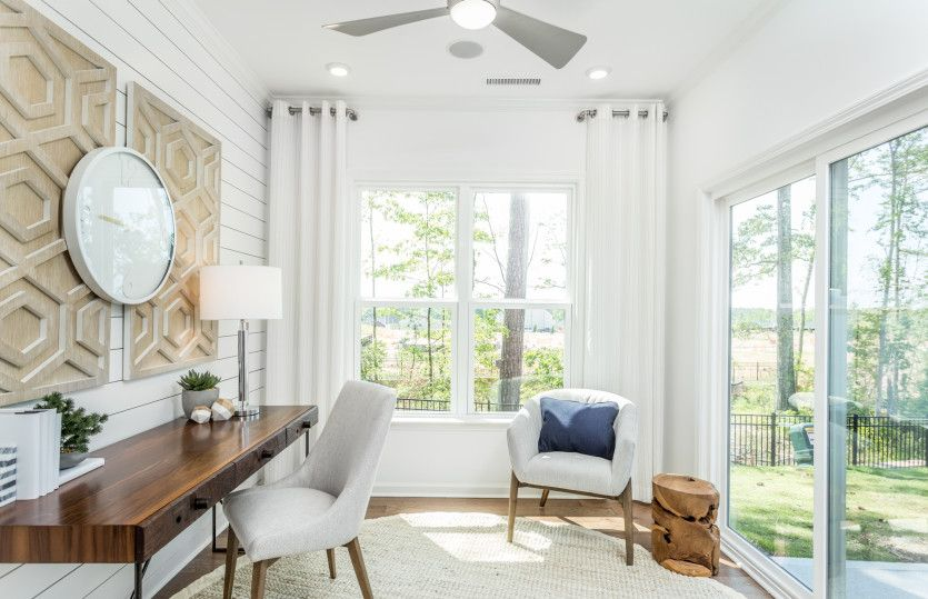 Living Area featured in the Hemingway By Pulte Homes in Raleigh-Durham-Chapel Hill, NC