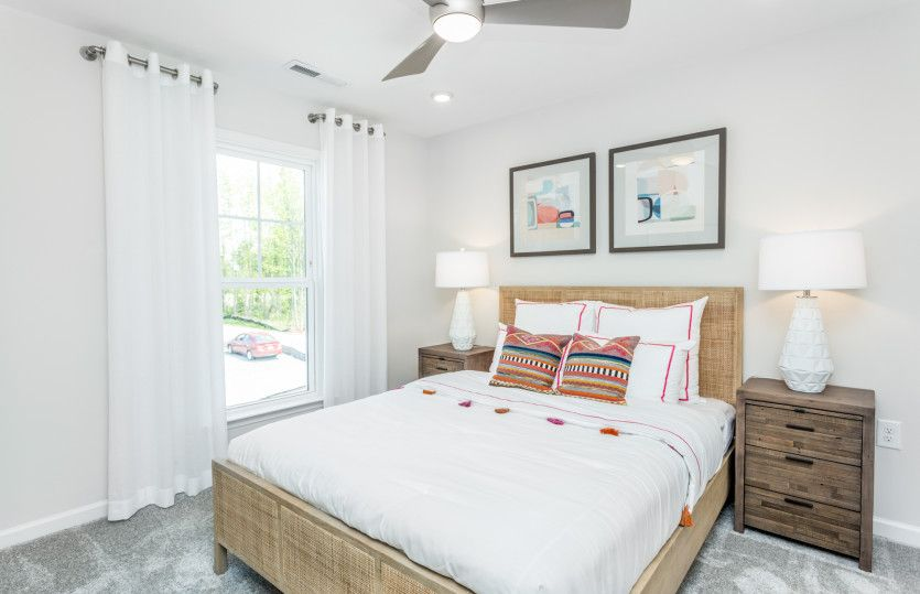 Bedroom featured in the Hemingway By Pulte Homes in Raleigh-Durham-Chapel Hill, NC