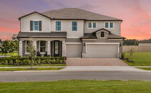 Vista Reserve by Pulte Homes in Orlando Florida