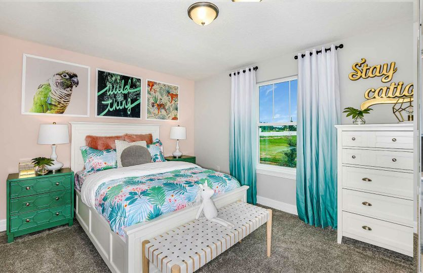 Bedroom featured in the Cedar By Pulte Homes in Orlando, FL