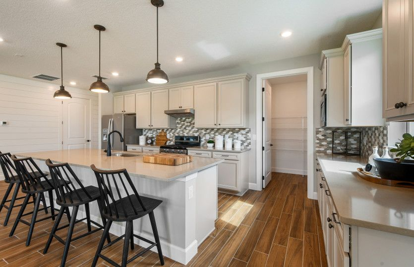 Kitchen featured in the Palmary By Pulte Homes in Broward County-Ft. Lauderdale, FL