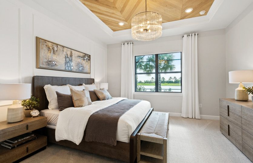 Bedroom featured in the Prestige By Pulte Homes in Broward County-Ft. Lauderdale, FL