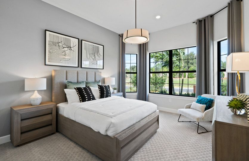Bedroom featured in the Stellar By Pulte Homes in Broward County-Ft. Lauderdale, FL