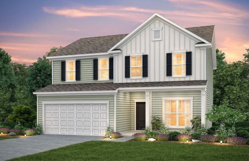 Exterior featured in the Aspire By Pulte Homes in Hilton Head, SC