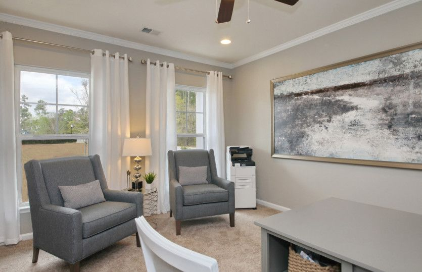 Living Area featured in the Compton By Pulte Homes in Hilton Head, SC