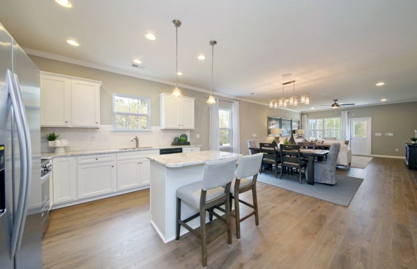 Kitchen featured in the Compton By Pulte Homes in Hilton Head, SC