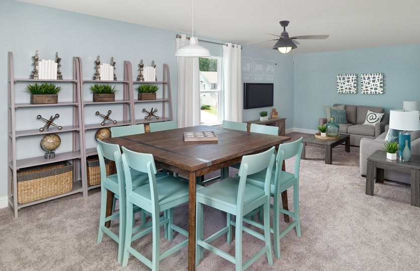 Living Area featured in the Hartwell By Pulte Homes in Hilton Head, SC