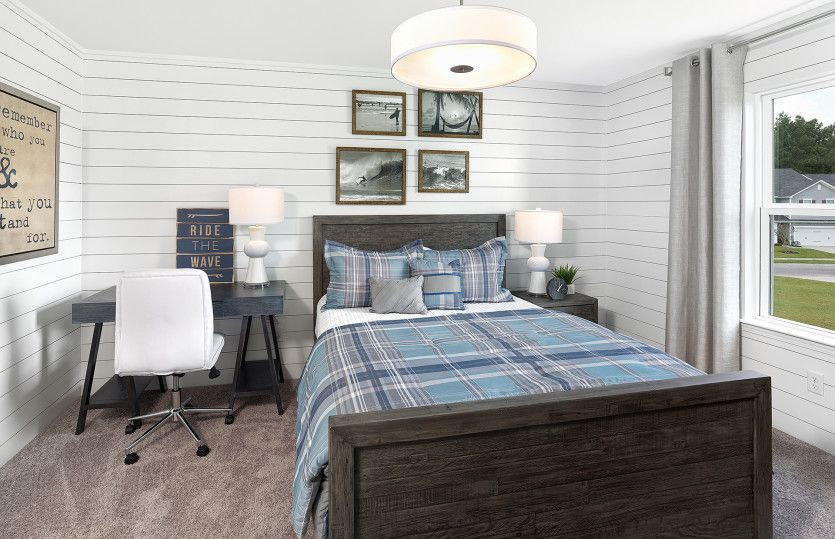 Bedroom featured in the Hartwell By Pulte Homes in Hilton Head, SC