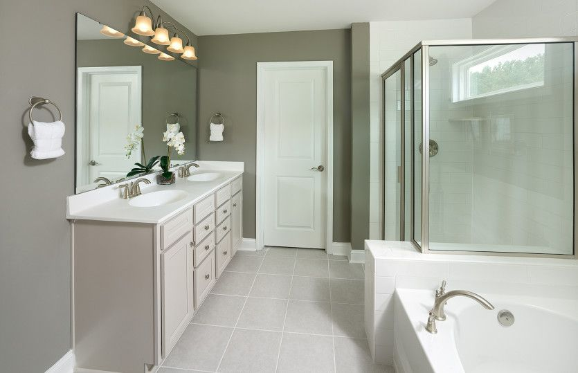 Bathroom featured in the Mitchell By Pulte Homes in Hilton Head, SC
