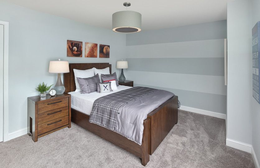 Bedroom featured in the Mitchell By Pulte Homes in Hilton Head, SC