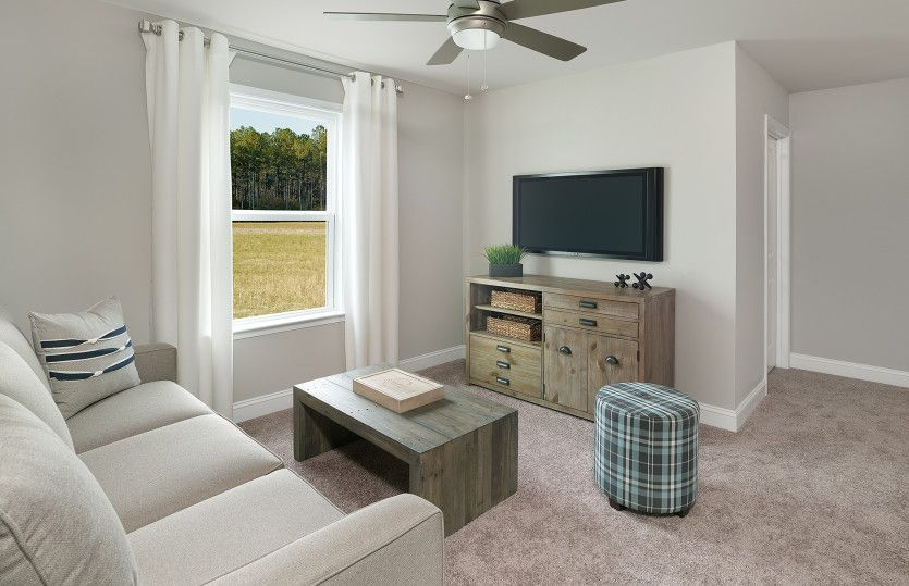 Living Area featured in the Mitchell By Pulte Homes in Hilton Head, SC