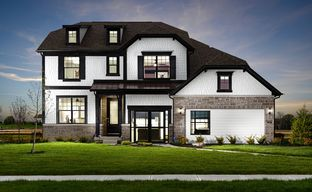Ashburn by Pulte Homes in Indianapolis Indiana