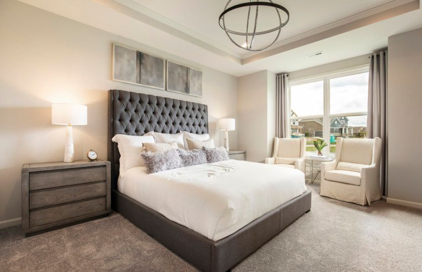 Bedroom featured in the Abbeyville By Pulte Homes in Louisville, KY