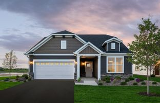 Abbeyville with Basement - Oak Hill - Encore Collection: Woodbury, Minnesota - Pulte Homes