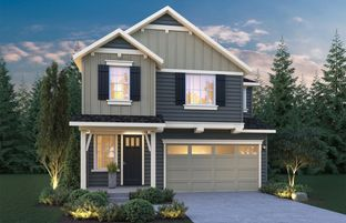 Holston II - Ten Trails: Black Diamond, Washington - Pulte Homes