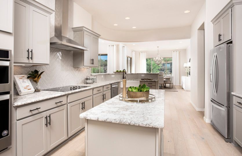 Kitchen featured in the Vicenza By Pulte Homes in Tucson, AZ