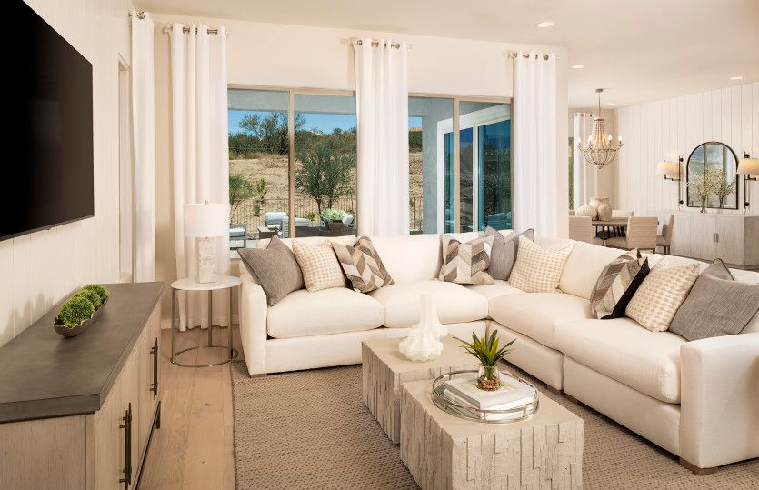 Living Area featured in the Vicenza By Pulte Homes in Tucson, AZ