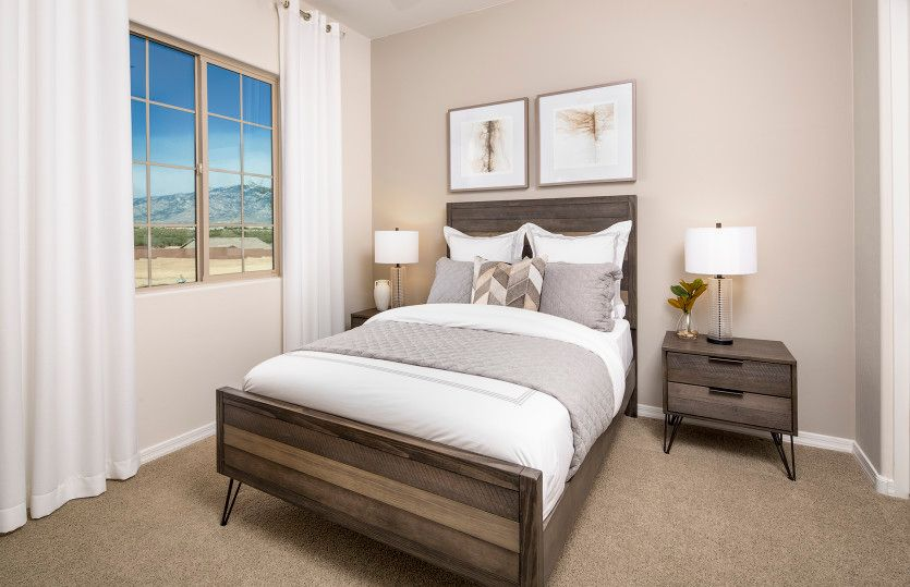 Bedroom featured in the Vicenza By Pulte Homes in Tucson, AZ