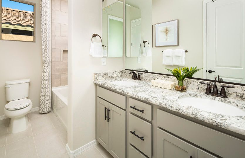 Bathroom featured in the Vicenza By Pulte Homes in Tucson, AZ