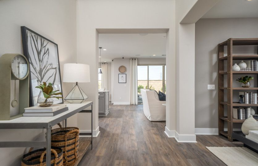 Living Area featured in the Stafford By Pulte Homes in Riverside-San Bernardino, CA