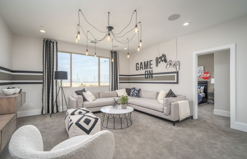 Living Area featured in the Rosemount By Pulte Homes in Riverside-San Bernardino, CA