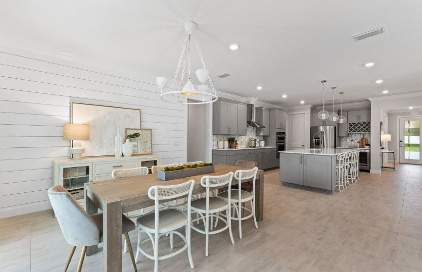 Kitchen featured in the Reverence By Pulte Homes in Broward County-Ft. Lauderdale, FL