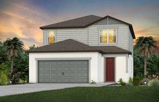 Morris - Arden Preserve: Land O' Lakes, Florida - Pulte Homes