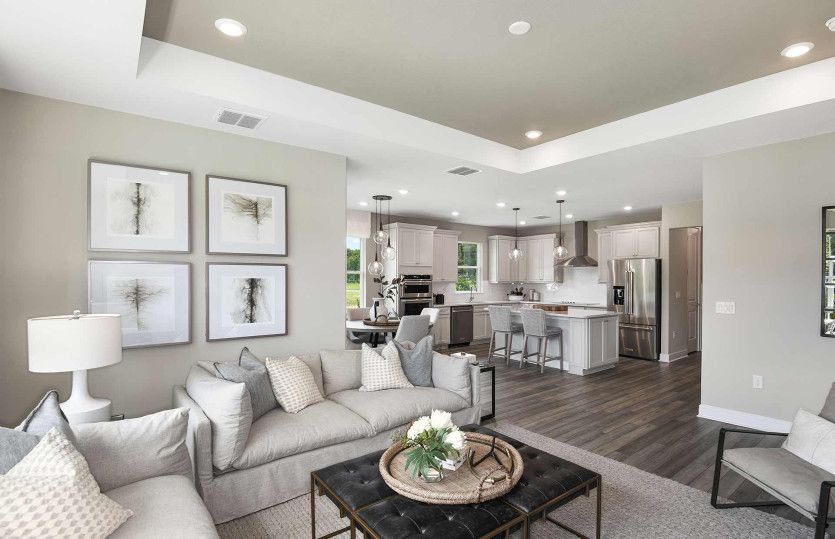 Living Area featured in the Highgate By Pulte Homes in Tampa-St. Petersburg, FL