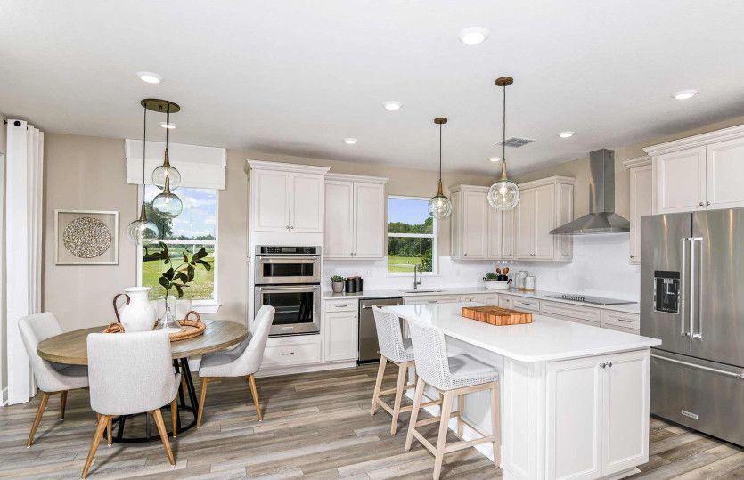 Kitchen featured in the Highgate By Pulte Homes in Naples, FL