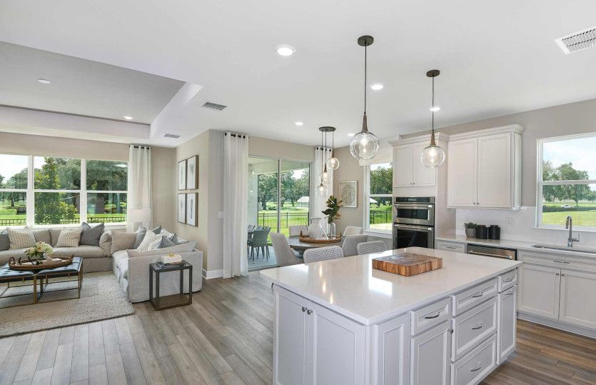 Living Area featured in the Highgate By Pulte Homes in Naples, FL