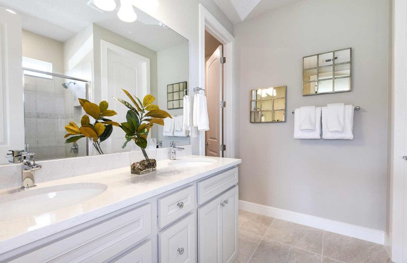 Bathroom featured in the Highgate By Pulte Homes in Tampa-St. Petersburg, FL