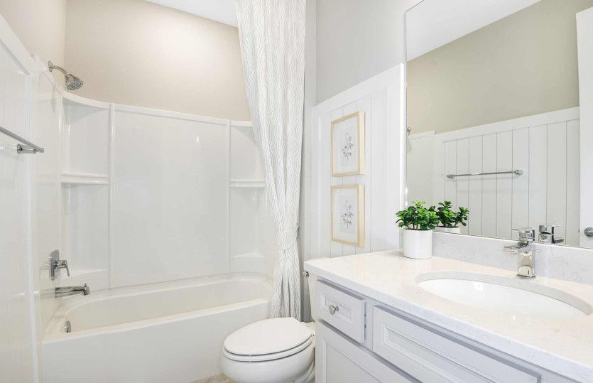 Bathroom featured in the Highgate By Pulte Homes in Naples, FL