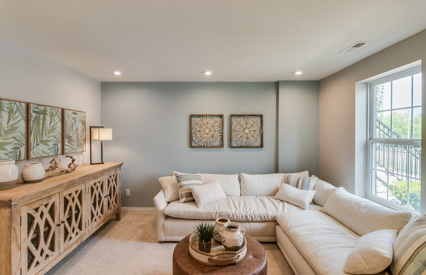 Living Area featured in the Trenton By Pulte Homes in Detroit, MI