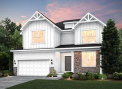 Waverly - Bailey Woods - Expressions Collection: Cottage Grove, Minnesota - Pulte Homes