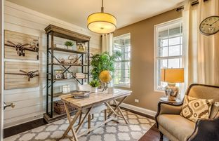 Waverly - Hawthorne - Expressions Collection: Cottage Grove, Minnesota - Pulte Homes
