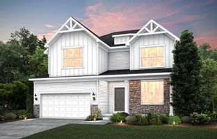 Waverly - Anton Village - Expressions Collection: Saint Michael, Minnesota - Pulte Homes