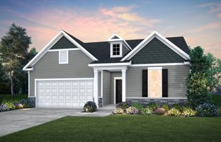 Ascend with Basement - Oak Hill - Encore Collection: Woodbury, Minnesota - Pulte Homes