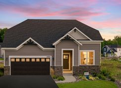 Martin Ray with Basement - Oak Hill - Encore Collection: Woodbury, Minnesota - Pulte Homes