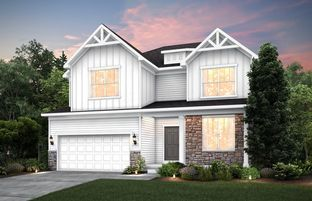 Waverly - Oakwood Ponds - Expressions Collection: Blaine, Minnesota - Pulte Homes